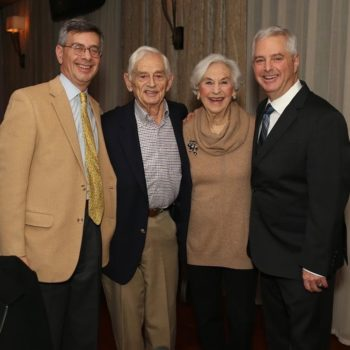 Inside Out: Catching up the Salmons, they of the 'Greatest Generation.' Her advice: Love, respect — and exercise!